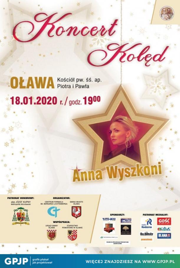 koncert kolęd..... radzieckich Ani Wyszkoni